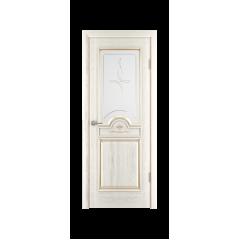Межкомнатная дверь Юркас шпон Люкс ДО
