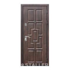 Входная дверь Квадро мет.