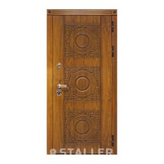 Входная дверь Милано мет.